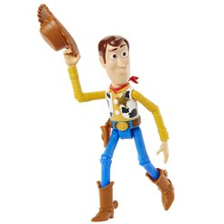 Toy Story 4 - Woody Actionfigur 18cm