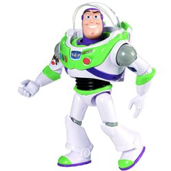 Toy Story 4 - Buzz Lightyear Actionfigur 18cm
