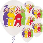 Teletubbies - Luftballons aus Latex 28cm