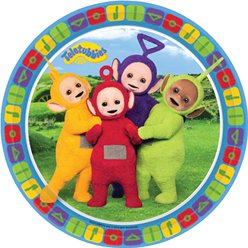 Teletubbies - Pappteller 18cm