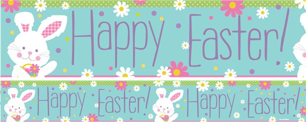 "Frohe Ostern ""Happy Easter"""
