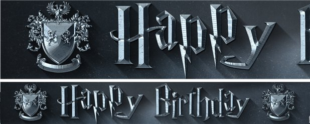 Harry Potter - Banner 1m