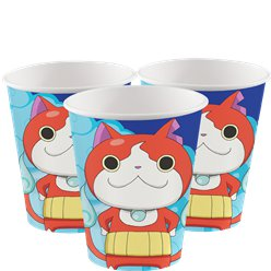 Yo-Kai Watch - Pappbecher 266ml
