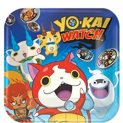 Yo-Kai Watch - Pappteller 23cm