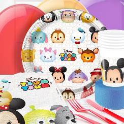 Disney Tsum Tsum - Party Deko