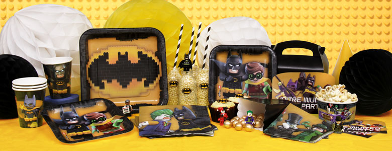 LEGO Batman - Party Deko