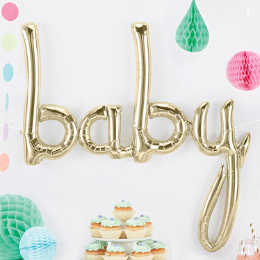 Babyparty Ballons