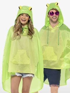 Unisex Frosch Poncho - Erwachsenenkostüm Fancy Dress