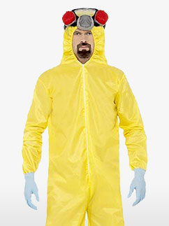 Breaking Bad - Erwachsenenkostüm Fancy Dress