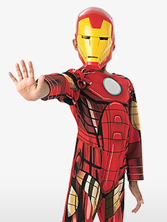 Iron Man - Kinderkostüm Fancy Dress