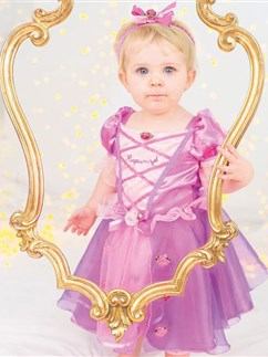 Rapunzel - Babykostüm Fancy Dress