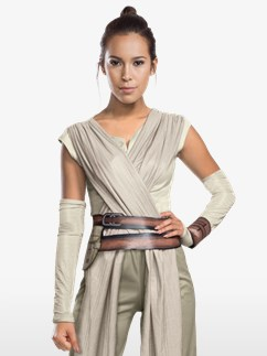 Rey- Erwachsenenkostüm Fancy Dress