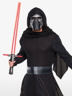 Premium Kylo Ren - Erwachsenenkostüm Fancy Dress