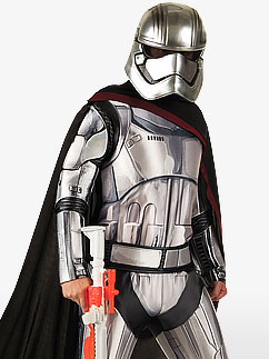 Premium Captain Phasma - Erwachsenenkostüm Fancy Dress