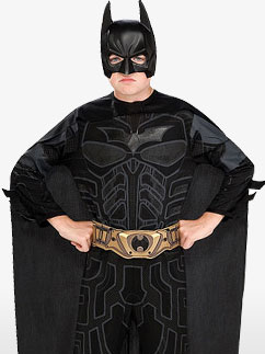 Klassischer Batman Dark Knight Rises - Kinderkostüm Fancy Dress