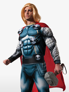 Premium Thor - Erwachsenenkostüm Fancy Dress