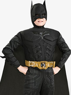 Batman The Dark Knight Rises Premium - Kinderkostüm Fancy Dress