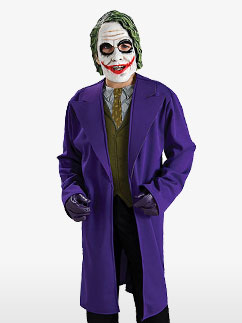 Der Joker Kinderkostüm Fancy Dress