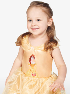 Belle, die Schöne - Babykostüm Fancy Dress