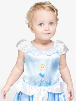 Cinderella Kleid - Babykostüm Fancy Dress