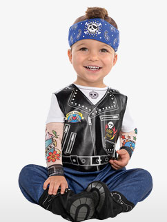 Babybiker - Babykostüm Fancy Dress