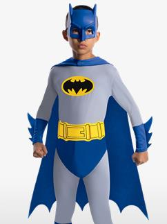 Klassischer Batman - Kinderkostüm Fancy Dress