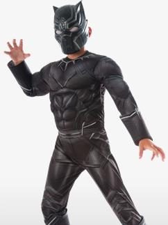 Premium Black Panther - Kinderkostüm Fancy Dress