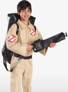 Ghostbuster - Kinderkostüm Fancy Dress