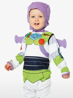 Buzz Toystory - Baby- & Kleinkindkostüm Fancy Dress