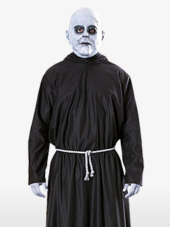 Addams Family Onkel Fester - Erwachsenenkostüm Fancy Dress