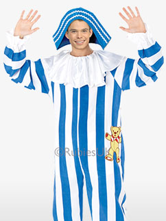 Andy Pandy - Kostüm für Erwachsene Fancy Dress