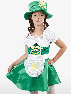 Koboldmädchen - Kinderkostüm Fancy Dress