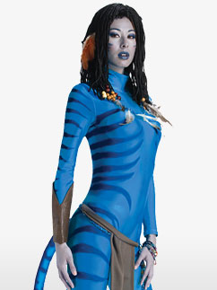 Avatar Neytiri-Erwachsenenkostüm Fancy Dress