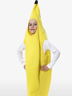 Bananen-Kinderkostüm Fancy Dress