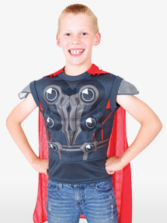 Thor Verkleidungsset Kinderkostüm Fancy Dress