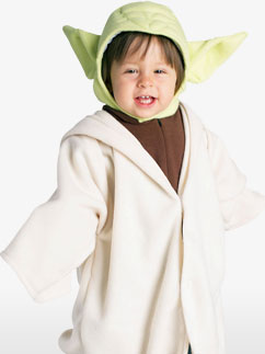 Yoda Kleinkinderkostüm Fancy Dress
