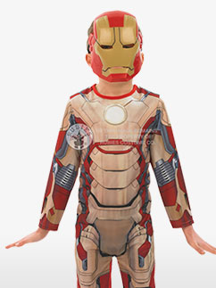 Iron Man 3 - Kinderkostüm Fancy Dress
