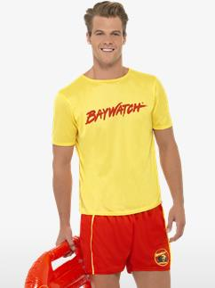 Baywatch Bademeister - Erwachsenenkostüm Fancy Dress