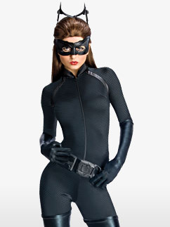 Luxus Catwoman - Erwachsenenkostüm Fancy Dress