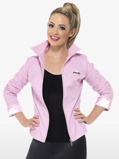 Premium Pink Ladies Jacke - Erwachsenenkostüm Fancy Dress