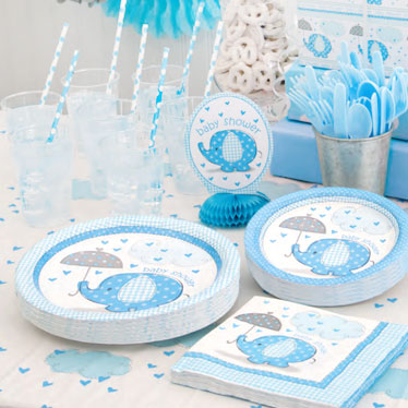 Baby shower party deko partycity de for Baby shower party deko