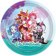 Enchantimals - Party Deko