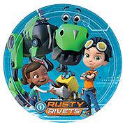 Rusty Rivets - Party Deko