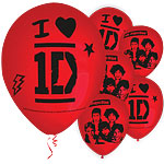 One Direction Ballons - 28cm