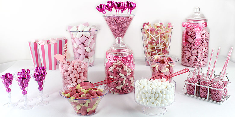 Chocolate City Candy Buffet